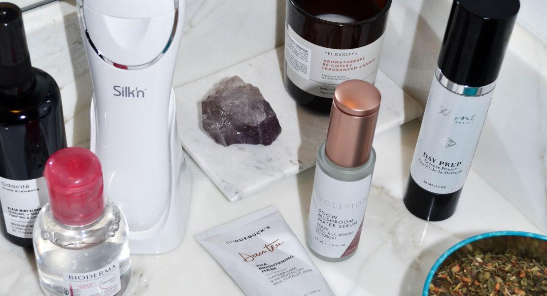 The MJ Elle_Winter Skin Care Tips_Cover
