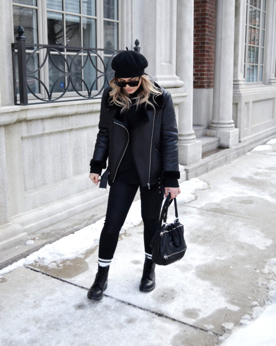 The MJ Elle_Dressing For Cold Weather_Running Errands