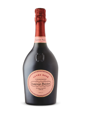 The MJ Elle_Valentines Day Gifts for Her_Laurent Perrier Rosé Cuvée Brut
