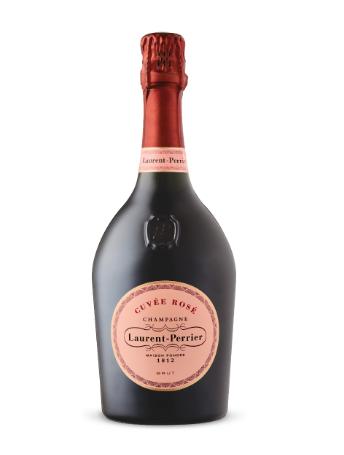 The MJ Elle_Valentines Day Gifts for Her_Laurent Perrier Rosé Cuvée Brut