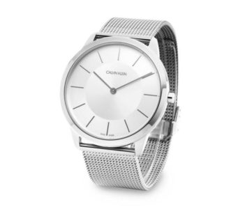 The MJ Elle_Valentine's Day Gifts for Him_Calvin Klein Minimal Watch Stainless Steel