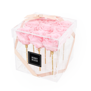 The MJ Elle_Mother's Day 2019_Berry Blush Eternal Roses