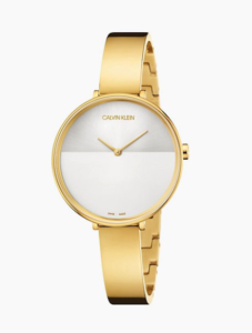 The MJ Elle_Mother's Day 2019_Calvin Klein Rise Gold Bracelet Watch