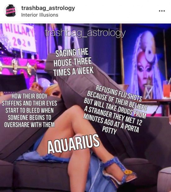 The MJ Elle_Astrology Instagram Account_Trashbag Astrology