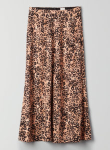 The MJ Elle_Leopard Print Trend_Wilfred Midi Skirt