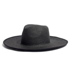 The M.J. Elle_Wide Brim Hats_Madewell Wide Brim Straw Hat