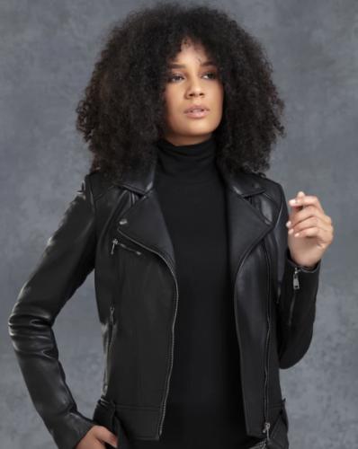 The MJ Elle_Leather Jackets_Danier Juliete Jacket