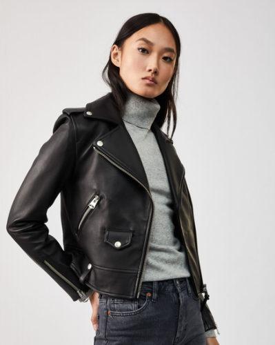 The MJ Elle_Leather Jackets_Mackage Baya Classic Leather Moto Jacket