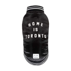 The M.J. Elle_Holiday Gift Guide 2019_Canada Pooch Peace Collective Home Is Toronto Dog Bomber