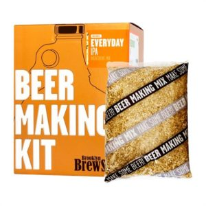 The M.J. Elle_Holiday Gift Guide 2019_Indigo Brooklyn Brew Shop Beer Making Kit