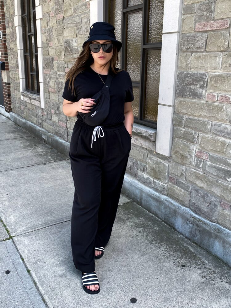 Shop My Look: Bucket Hat Styling With Tilley