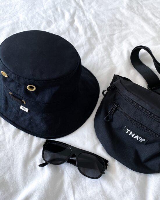 The MJ Elle_Shop My Look Bucket Hat Tilley_The Iconic T1 Bucket Hat