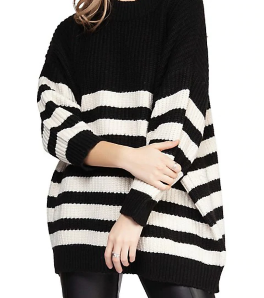 THEMJELLE_Winter Style Edit 2021_Dex Long Sleeve Oversized Sweater