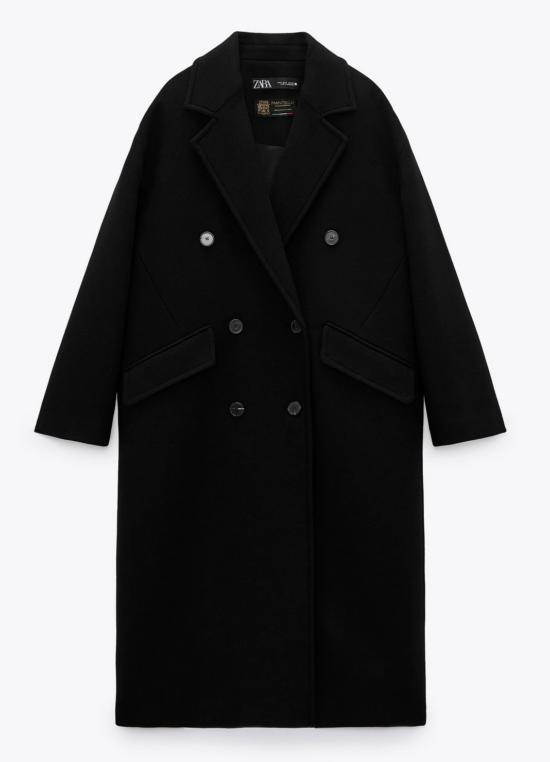 THEMJELLE_Winter Style Edit 2021_Zara Wool Blend Oversized Coat